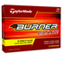 TaylorMade Burner Distance 2018 Golf Ball - Yellow 1 Dozen