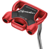 TaylorMade Spider Tour Red Double Bend Putter (W/Sightline) 33