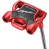 TaylorMade Spider Tour Red L Neck Putter (W/Sightline) 33