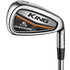 Cobra King Oversized Irons - Steel True Temper King Regular Right Hand 5-PW+SW