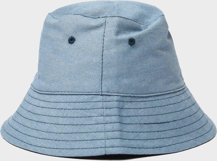 Peter Storm Women's Bucket Hat, Blue/Blue