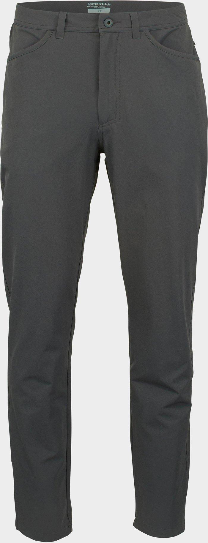 Merrell Men's Capture Pants, Mid Grey/Mid Grey