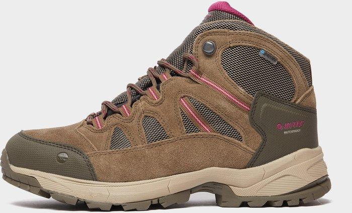 Hi Tec Women's Bandera Lite Walking Boot, Brown/TAU