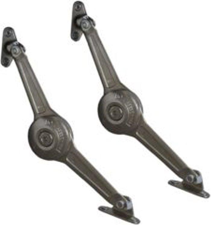 Form Form Oppen Grey Door / drawer hinges