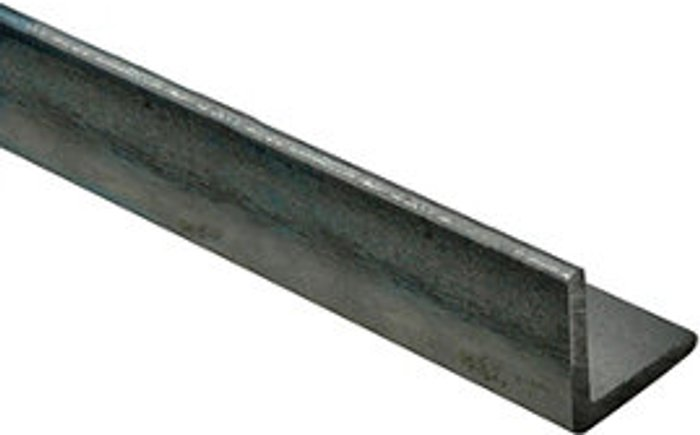 FFA Concept FFA Concept Varnished Steel Corner panel  (L)1m (W)15mm