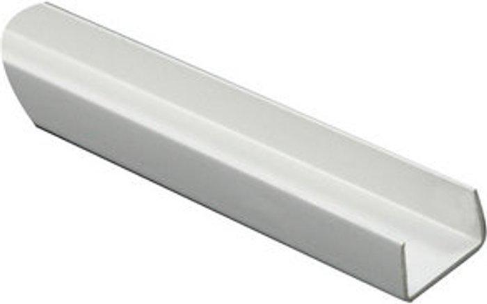FFA Concept FFA Concept White U-shaped Profile  (L)1m (W)11.5mm