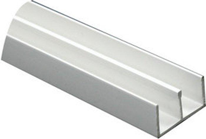 FFA Concept FFA Concept White Double U-shaped Profile  (L)1m (W)21mm