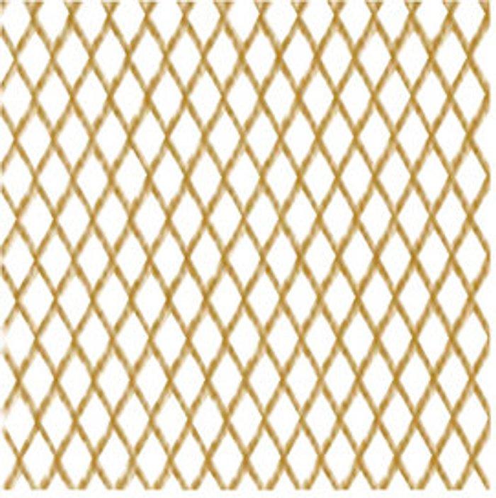 FFA Concept FFA Concept Gold effect Anodised Aluminium Sheet  (H)1000mm (W)500mm (T)1mm