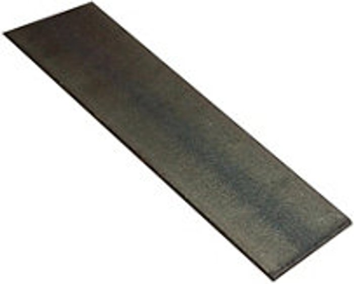 FFA Concept FFA Concept Varnished Aluminium Flat Sheet  (H)1000mm (W)6mm (T)2mm