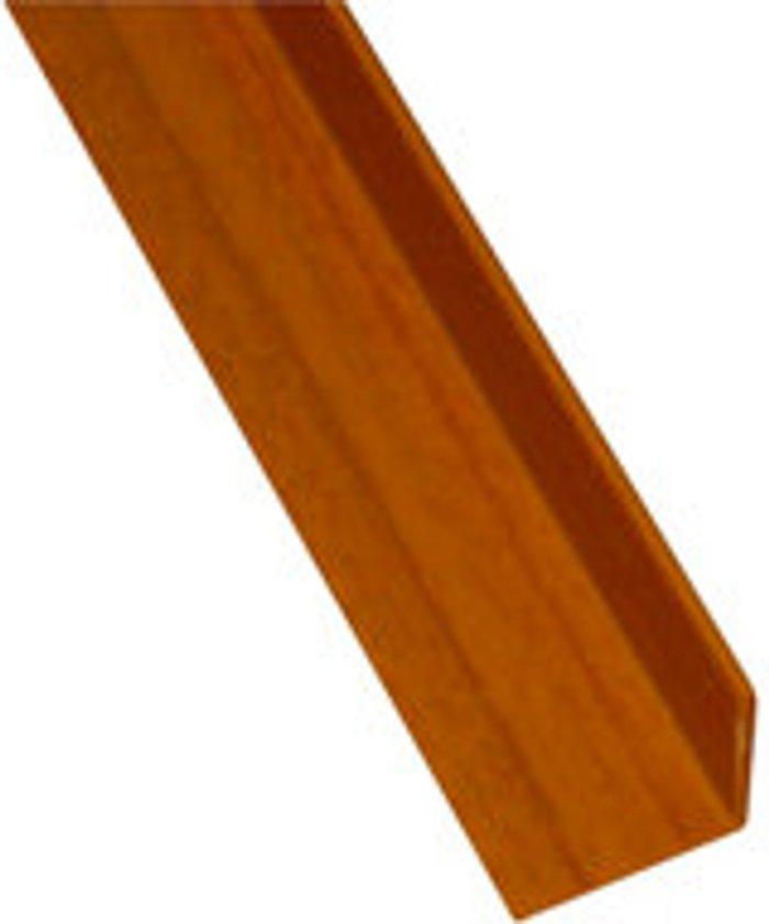 PVC Corner panel  (L)1m (W)20mm