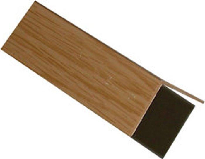 FFA Concept FFA Concept Oak effect PVC Corner panel  (L)2m (W)30mm