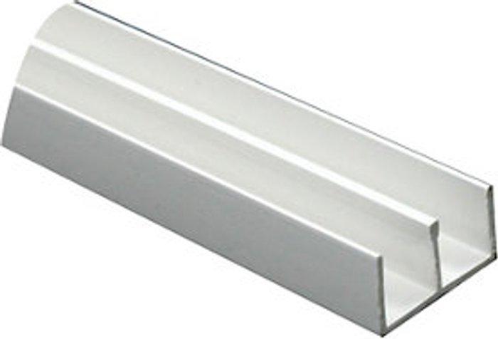 FFA Concept FFA Concept White Double U-shaped Profile  (L)1m (W)13mm