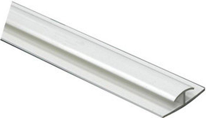 FFA Concept FFA Concept White T-shaped Profile  (L)1m (W)8mm