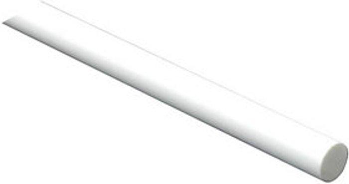 FFA Concept FFA Concept White Compound Rod  (L)1m (Dia)6mm