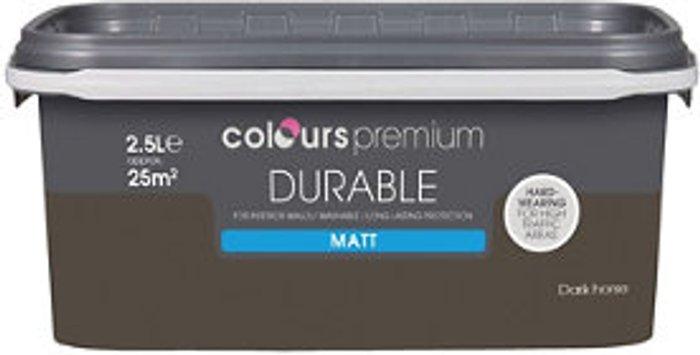 Colours SKIP19B COLOURS DURABLE MATT EMULSION