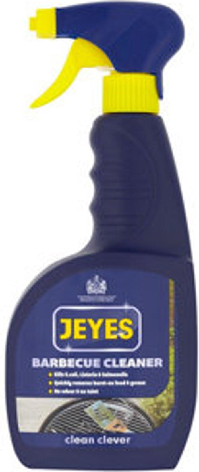 Jeyes Fluid Jeyes Fluid BBQ BBQ equipment  chimineas & utensils Cleaner  750ml Trigger spray bottle