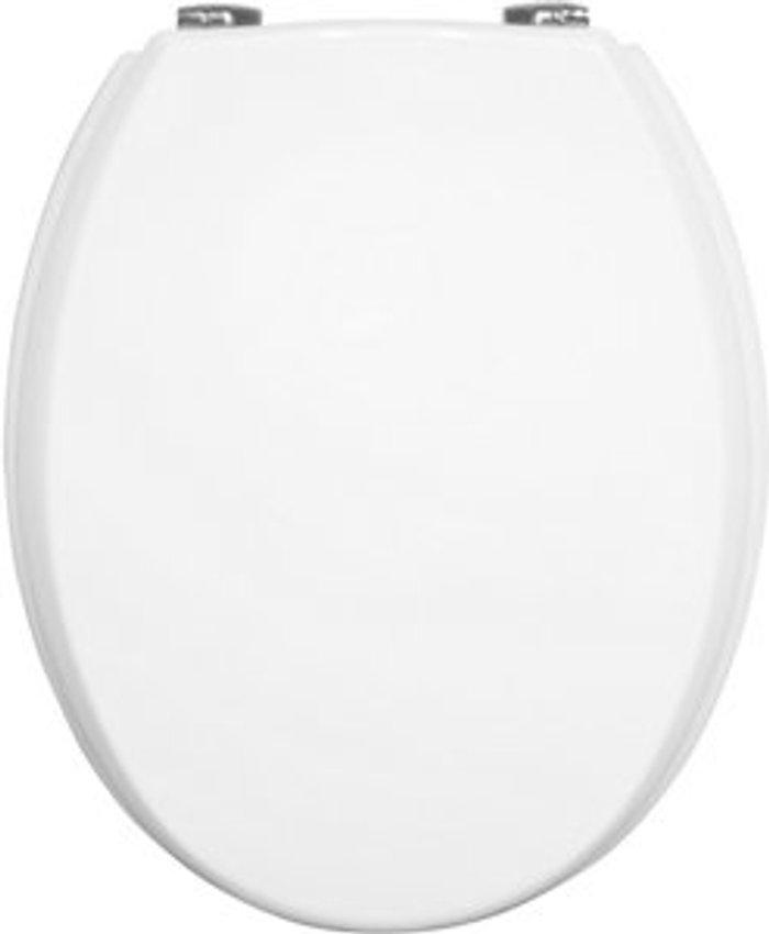 Bemis Bemis Denver White Sta-tite bottom fix Toilet seat