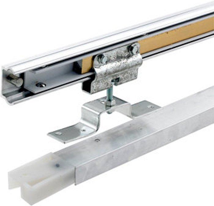 Slik Sliding Wardrobe Door kit (H)914mm