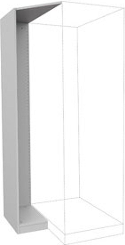 Form Form Darwin Modular White Corner cabinet kit (H)2356mm (W)288mm (D)566mm