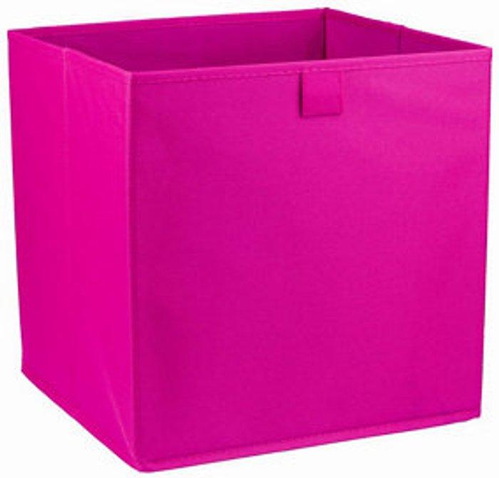 Form Mixxit Pink Fabric Storage basket (H)310mm (W)310mm