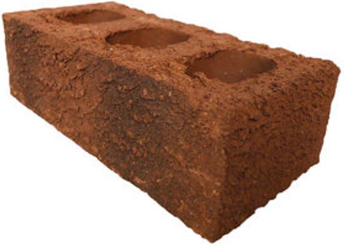 Wienerberger Wienerberger Bordeaux Peak Facing brick (L)215mm (W)102.5mm (H)65mm