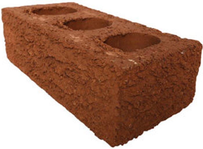 Wienerberger Wienerberger Mixed Peak Facing brick (L)215mm (W)102.5mm (H)65mm