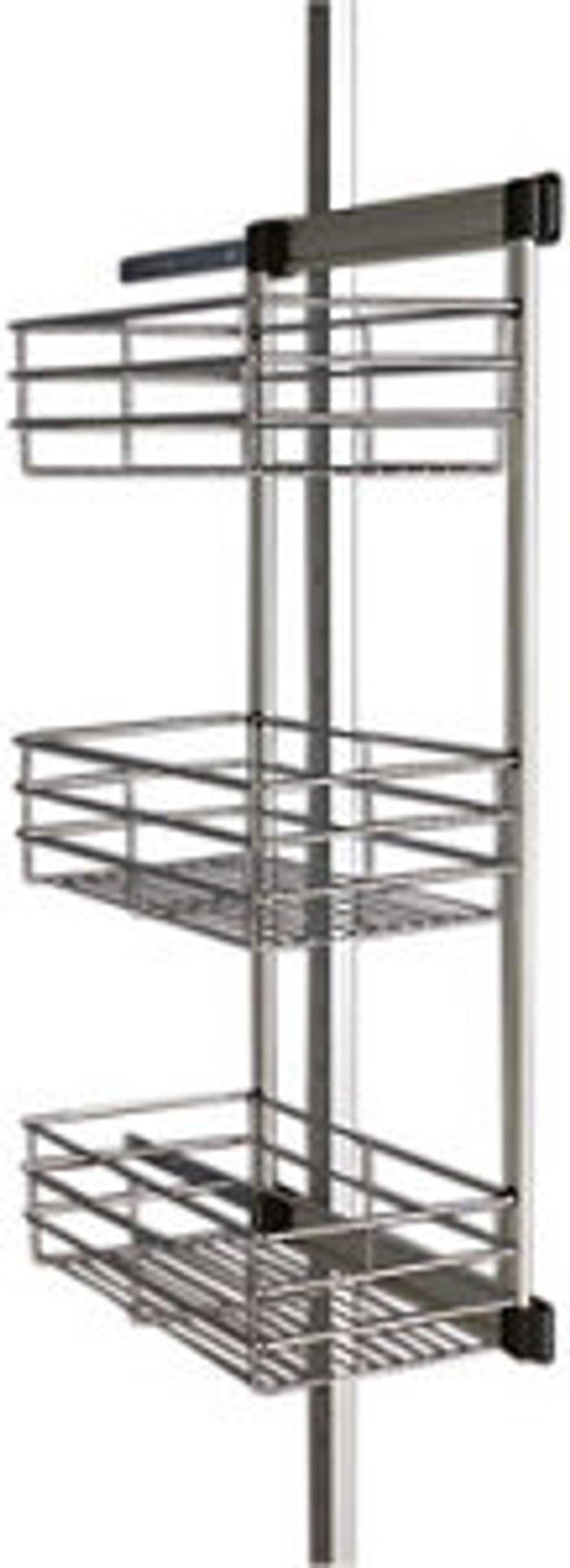 Spacepro Spacepro Aura Basket rack (H)985mm (W)460mm (D)460mm