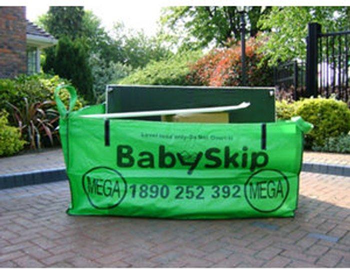 Babyskip Babyskip Rubble bag