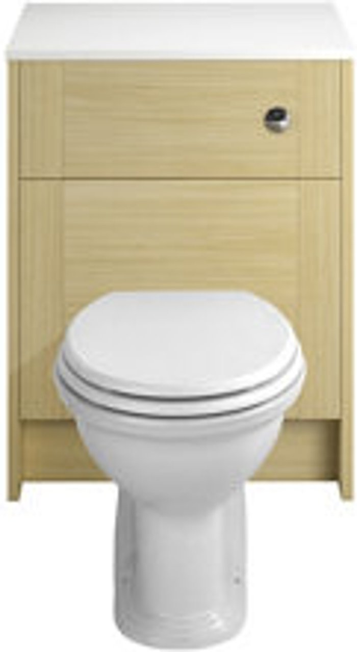 Cooke & Lewis Cooke & Lewis Montague Back to wall Toilet