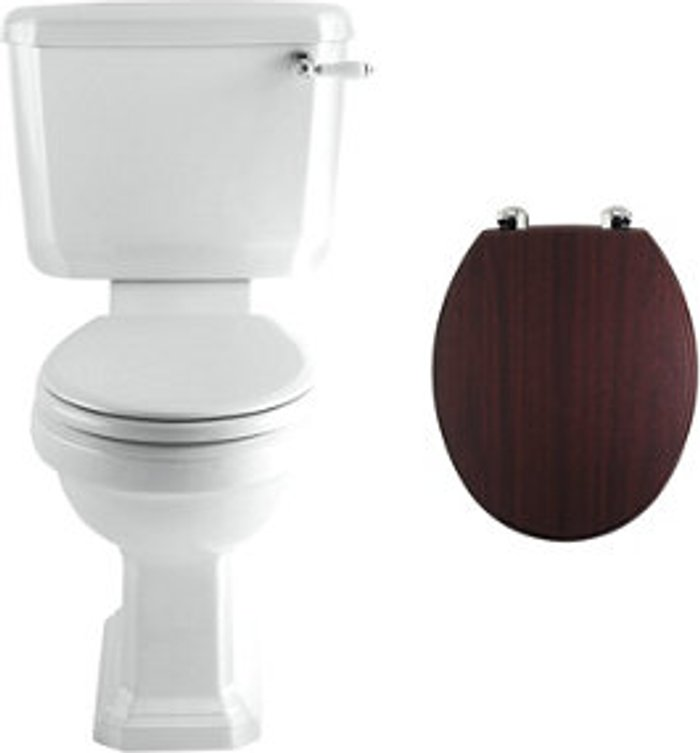 Cooke & Lewis Cooke & Lewis Octavia Back to wall Toilet