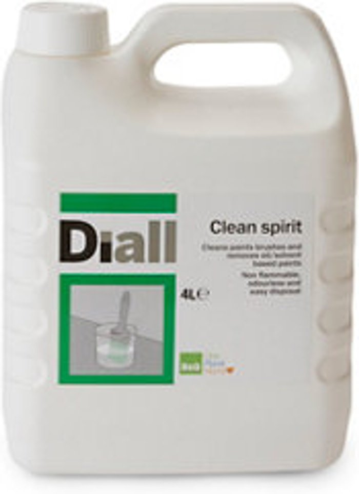 Diall Diall Clean spirit  4L