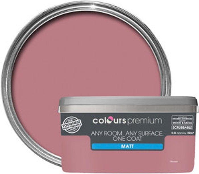 Colours SKIP19B COLOURS ANY ROOM/SURFACE ONE COA