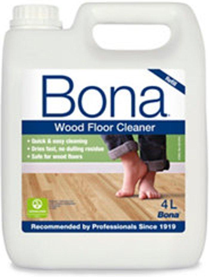 Bona Bona Wood floor cleaner  4L