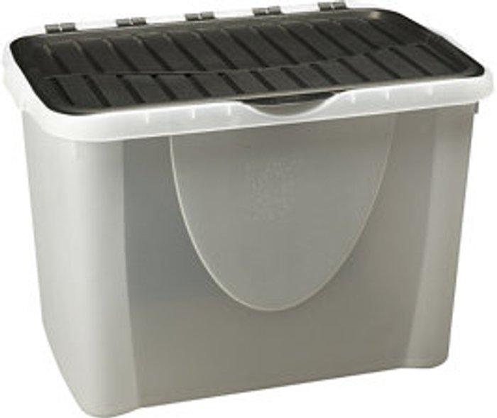 Tontarelli Tontarelli Clear 60L Storage box