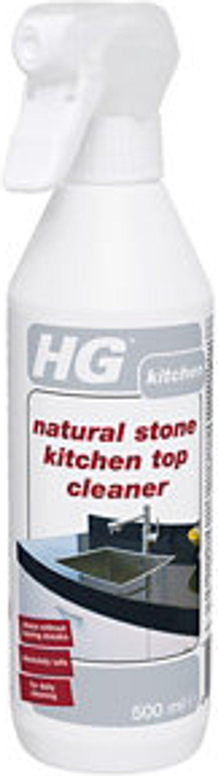 HG HG Worktop Stone cleaner  0.5L Bottle