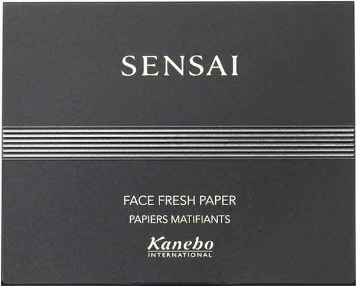 Kanebo Kanebo Sensai face fresh Paper