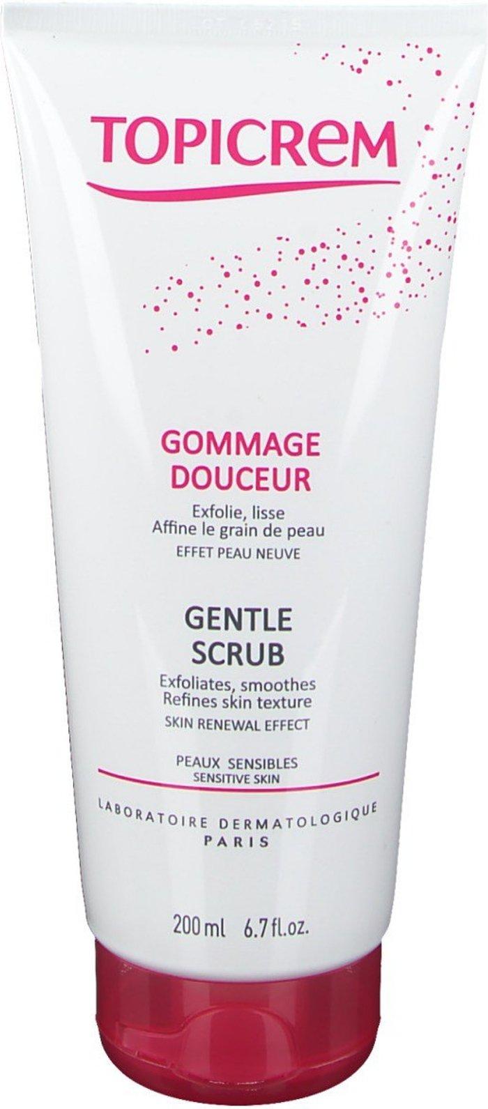 Topicrem Topicrem Gentle Scrub (200ml)