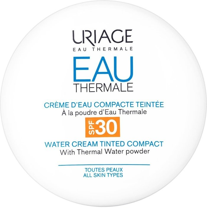 Uriage Uriage Eau Thermale Water Cream Tinted Compact (10g)
