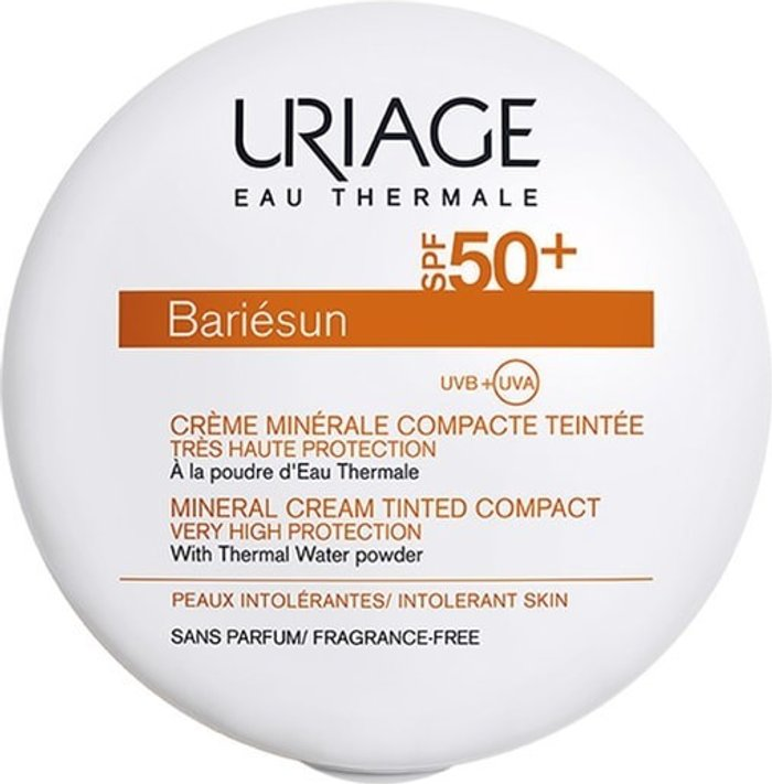 Uriage Uriage Bariesun Mineral Cream Golden Tinted Compact (10g)