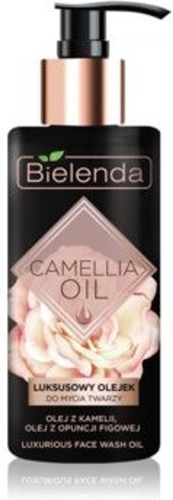 Bielenda Bielenda Camellia Oil bath oil for the face (140ml)