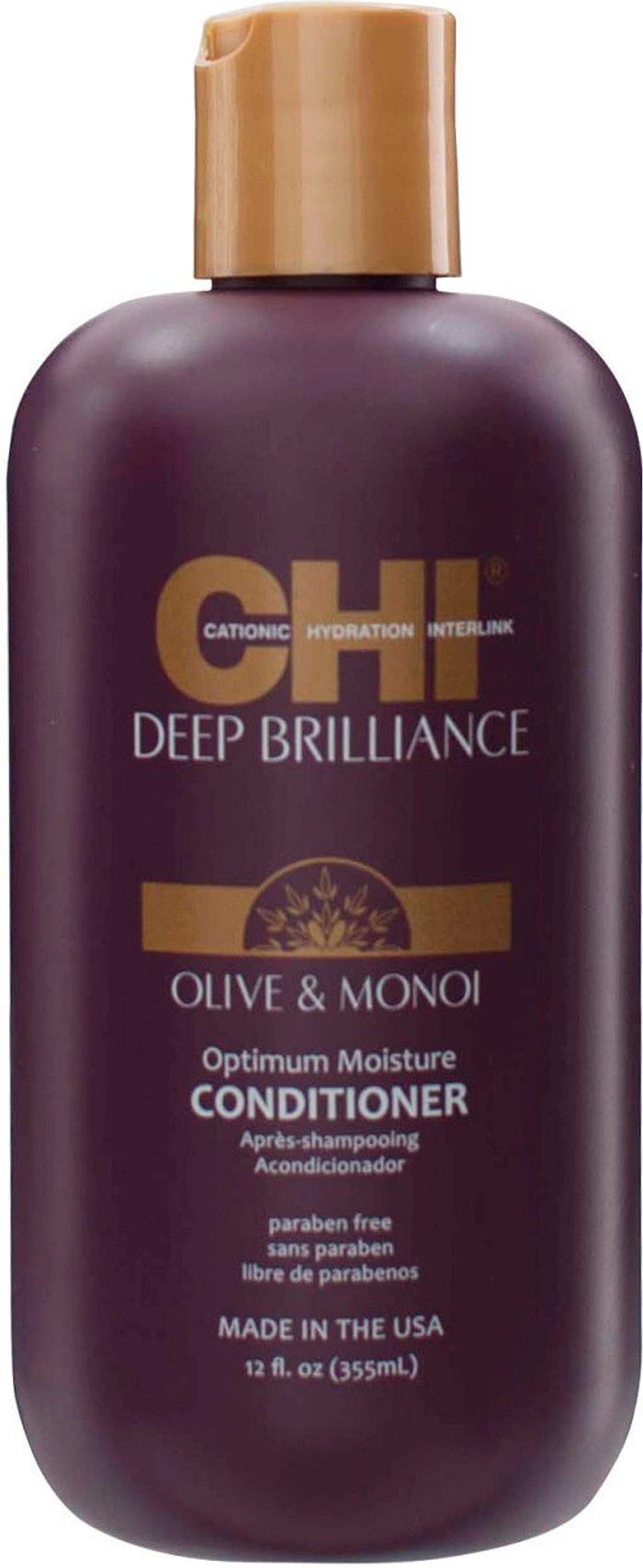 CHI CHI Deep Brilliance Optimum Moisture Conditioner (355ml)