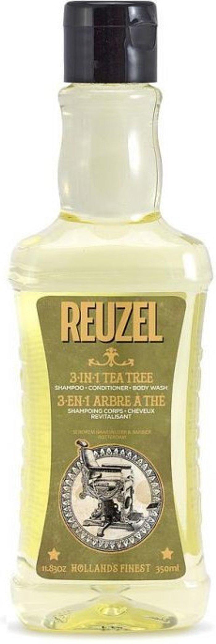 Reuzel Reuzel 3-in-1 Tea Tree Shampoo (350ml)