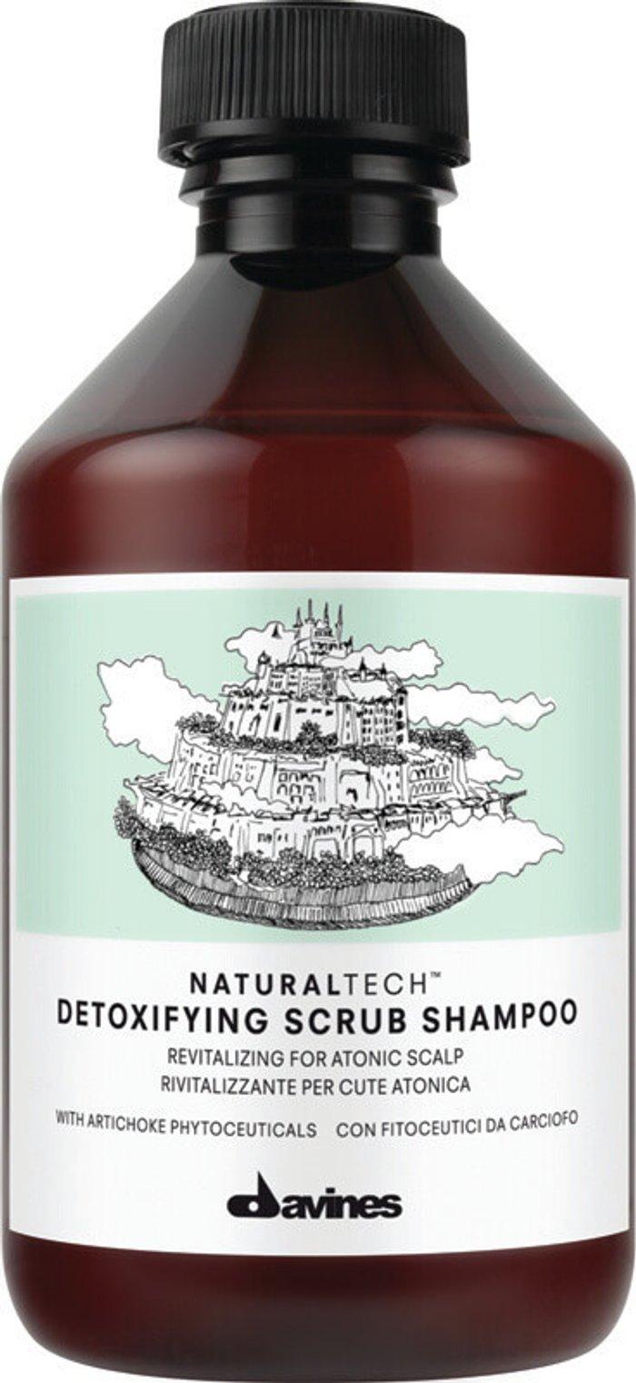 Davines Davines Naturaltech Detoxifying Scrub Shampoo (100ml)