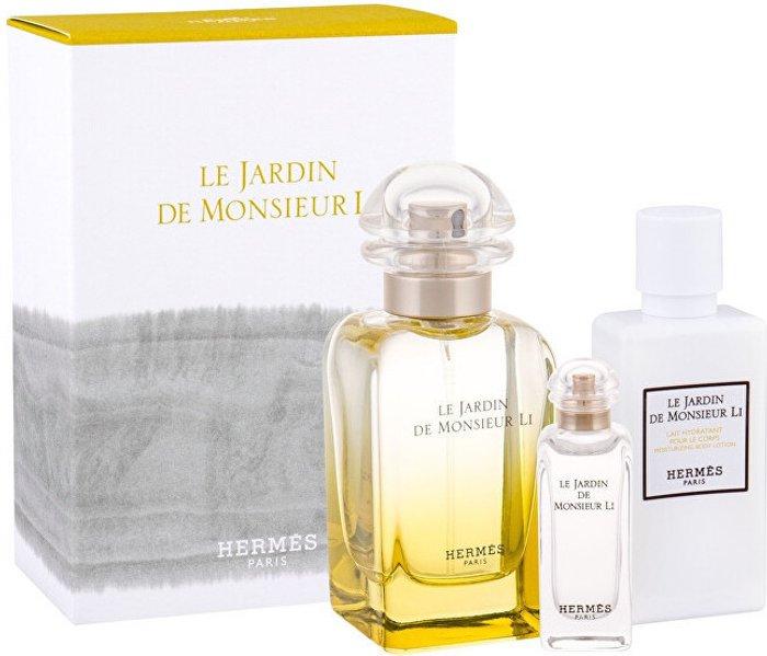 Hermès Paris Hermès Le Jardin de Monsieur Li Set (EdT 50ml + EdT 7,5ml + BL 40ml)