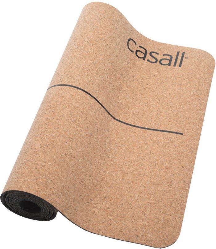 CASALL Casall Yoga mat natural cork 5mm