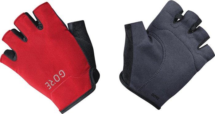 GORE Gore C3 Gloves black/red
