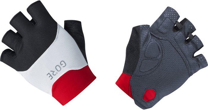 GORE Gore C5 Belüftete Gloves black/red