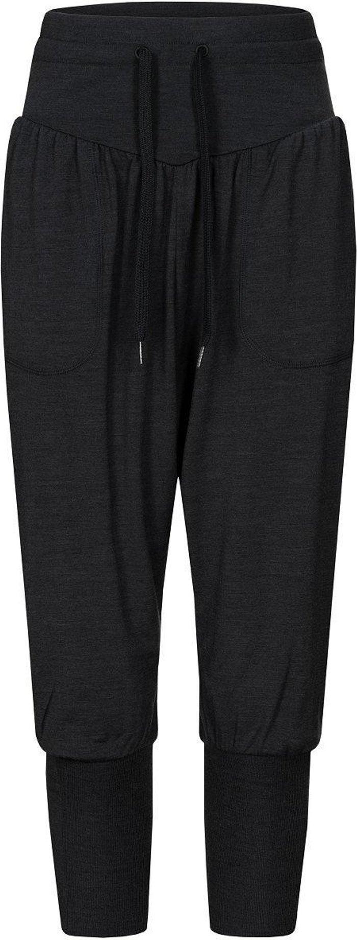 SUPER NATURAL Super Natural Harem Pants (SNW002860) black melange