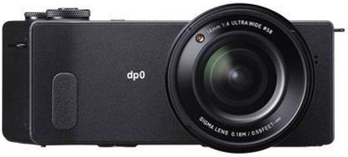 Sigma Sigma dp0 Quattro + LCD Viewfinder