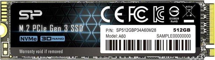 Silicon Power Silicon Power P34A60 512GB